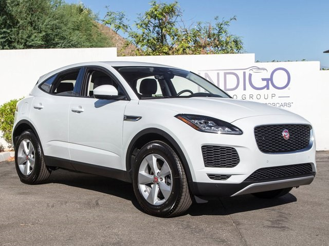 Pre-Owned 2020 Jaguar E-PACE Base