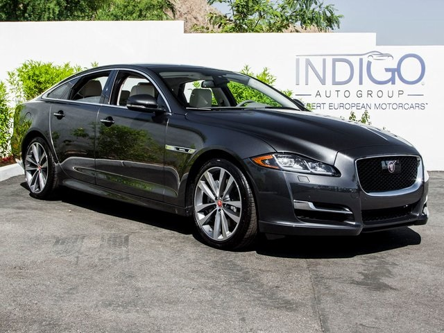 Certified Pre-Owned 2017 Jaguar XJ R-Sport