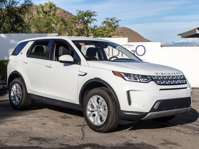 Certified Pre-Owned 2020 Land Rover Discovery Sport Standard