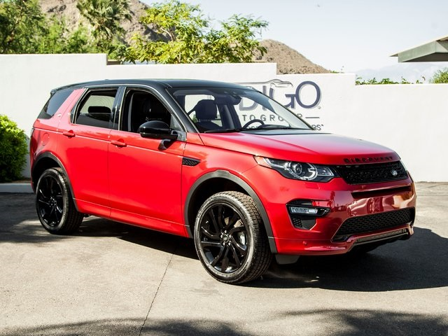 New 2019 Land Rover Discovery Sport HSE Service Loaner
