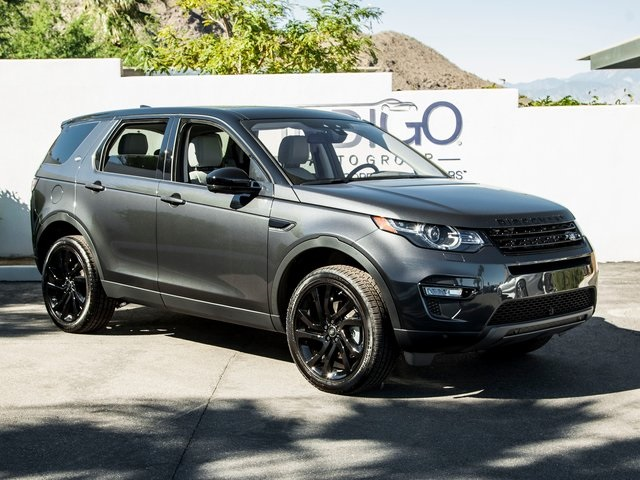 New 2019 Land Rover Discovery Sport HSE Luxury Service Loaner