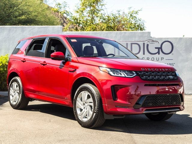 New 2020 Land Rover Discovery Sport S R-Dynamic Service Loaner