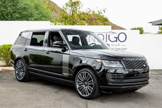 Range Rover Autobiography >> New 2020 Land Rover Range Rover 5 0l V8 Supercharged Autobiography 4wd
