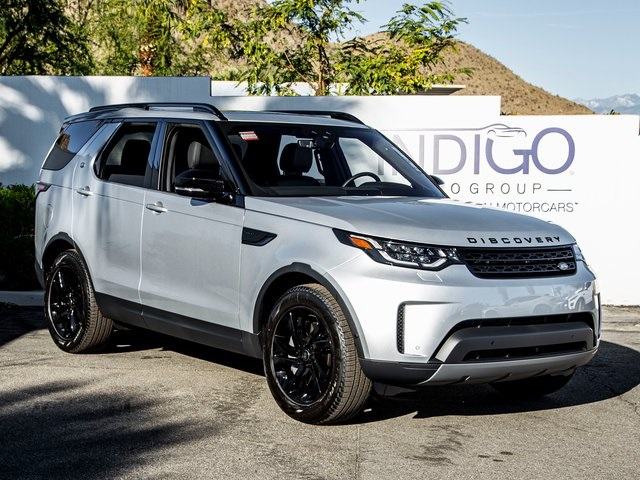 New 2020 Land Rover Discovery SE 4WD