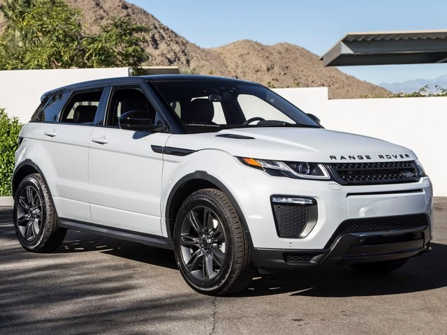 Land Rover Evoque >> New 2019 Land Rover Range Rover Evoque Landmark Edition Service Loaner 4wd