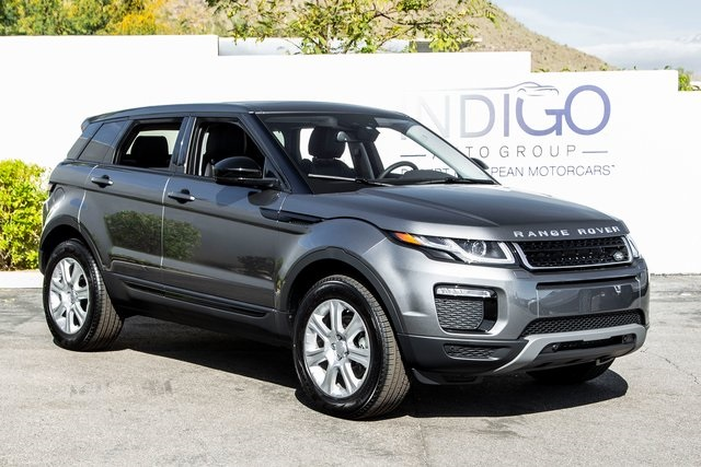 Certified Pre-Owned 2019 Land Rover Range Rover Evoque SE Premium Service Loaner