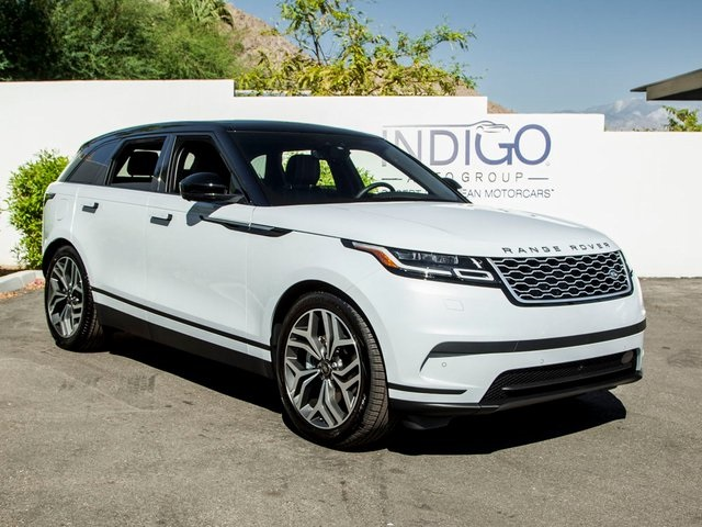Land Rover Range Rover >> New 2019 Land Rover Range Rover Velar P380 S With Navigation 4wd