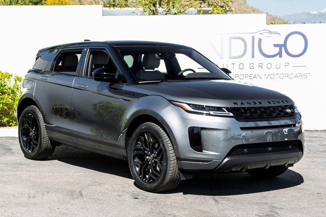 New Range Rover >> New 2020 Land Rover Range Rover Evoque Se 4 Door In Rancho Mirage
