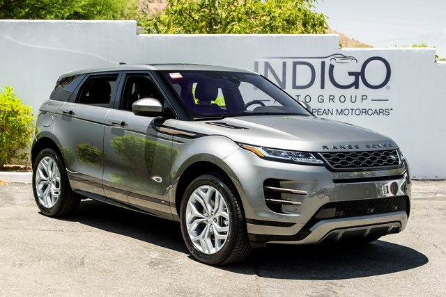 New 2020 Land Rover Range Rover Evoque R-Dynamic SE With Navigation & AWD
