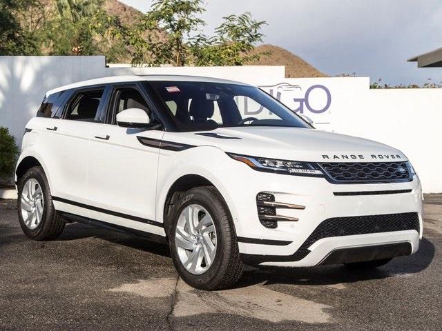 New 2020 Land Rover Range Rover Evoque R-Dynamic S AWD - Lease for $499 per month