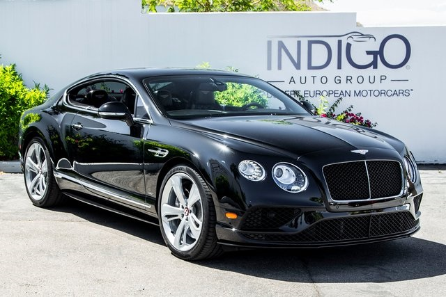 Pre Owned 2017 Bentley Continental Gt V8 S