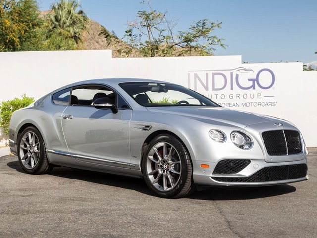 Pre Owned 2016 Bentley Continental Gt V8 S