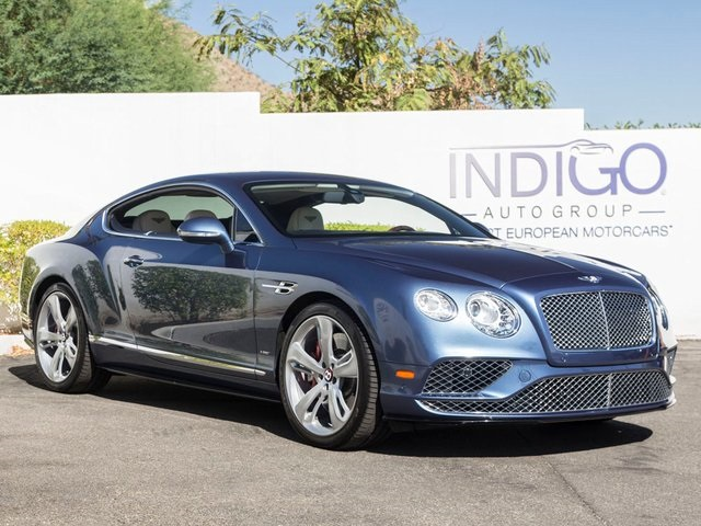 Pre-Owned 2016 Bentley Continental GT V8 S