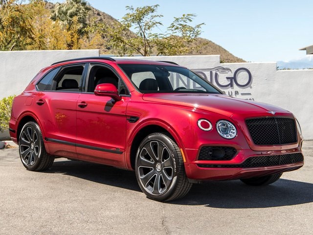 Pre-Owned 2020 Bentley Bentayga V8