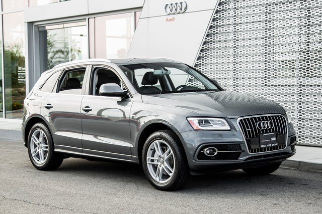 Pre Owned 2016 Audi Q5 3 0t Premium Plus