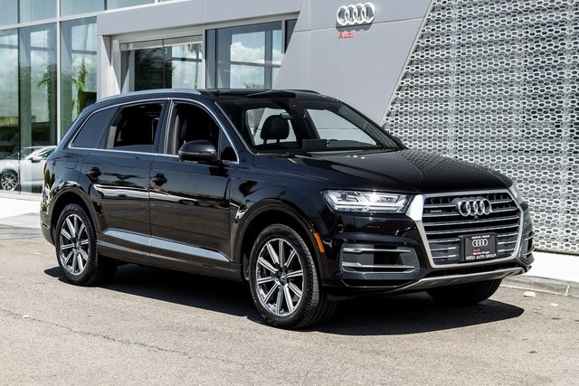 Pre-Owned 2017 Audi Q7 3.0T Premium Plus