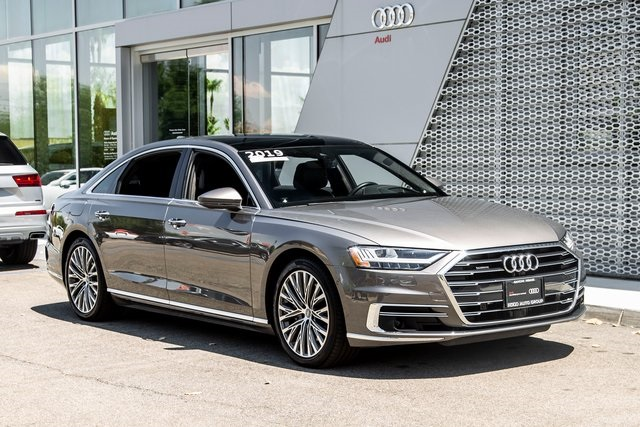 Pre-Owned 2019 Audi A8 L 55 TFSI