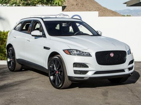 Certified Pre-Owned 2018 Jaguar F-PACE 30t Prestige