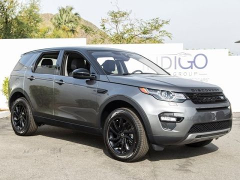 New 2019 Land Rover Discovery Sport SE Service Loaner