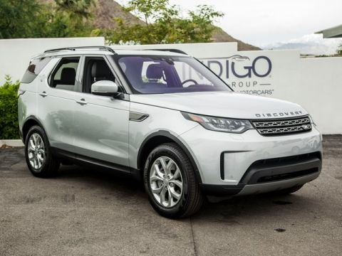 New 2019 Land Rover Discovery SE Service Loaner