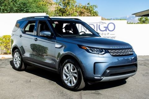 New 2019 Land Rover Discovery HSE Service Loaner
