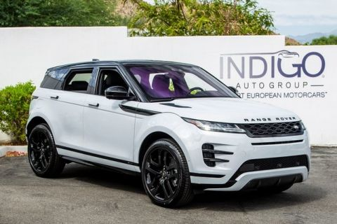 New 2020 Land Rover Range Rover Evoque R-Dynamic