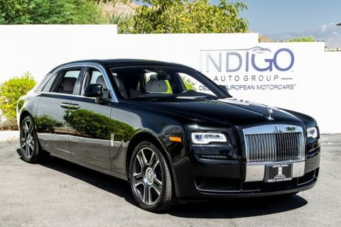 Pre-Owned 2017 Rolls-Royce Ghost EWB