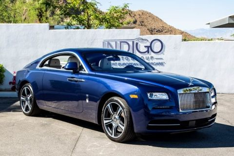 Pre-Owned 2015 Rolls-Royce Wraith