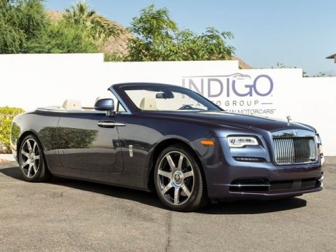 Pre-Owned 2017 Rolls-Royce Dawn Base