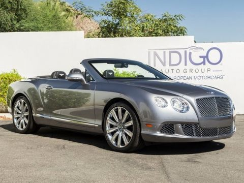 Pre-Owned 2014 Bentley Continental GTC Base